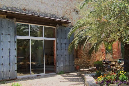 room 'Macabeu' b&b near Collioure - Ortaffa