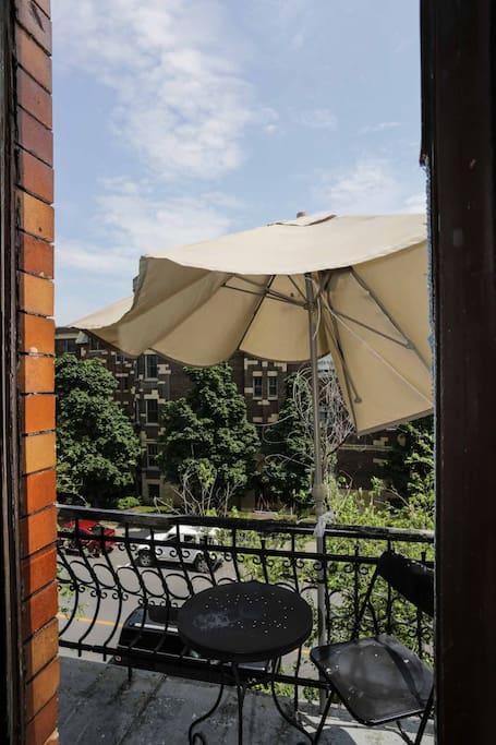 Mile-End Outremont, Loft style
