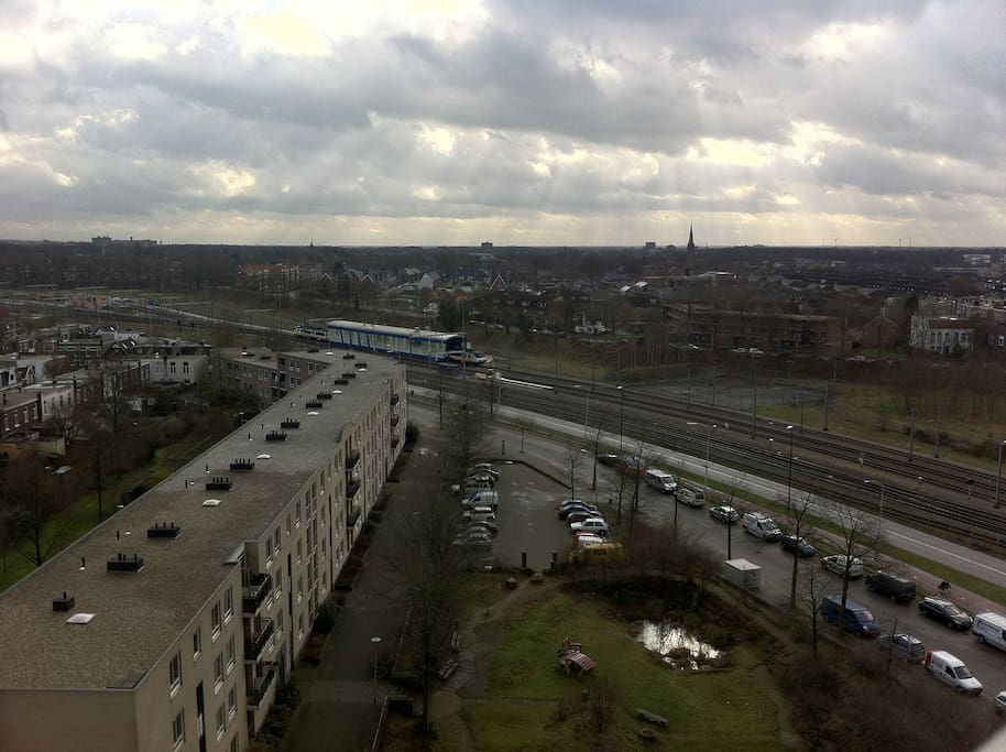 Appartment in Bottendaal with view