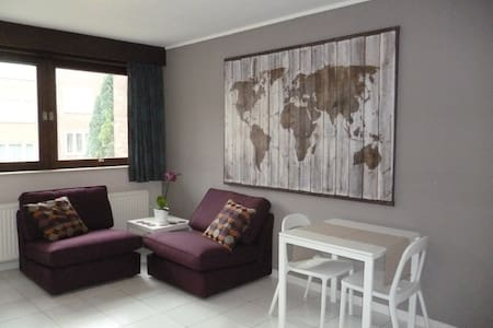 flat Breugel: Heyzel, Expo, UZ VUB - Apartment