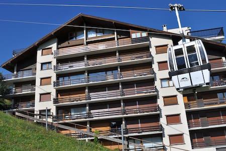 Immeuble PERCE-NEIGE, HAUTE-NENDAZ - Apartment
