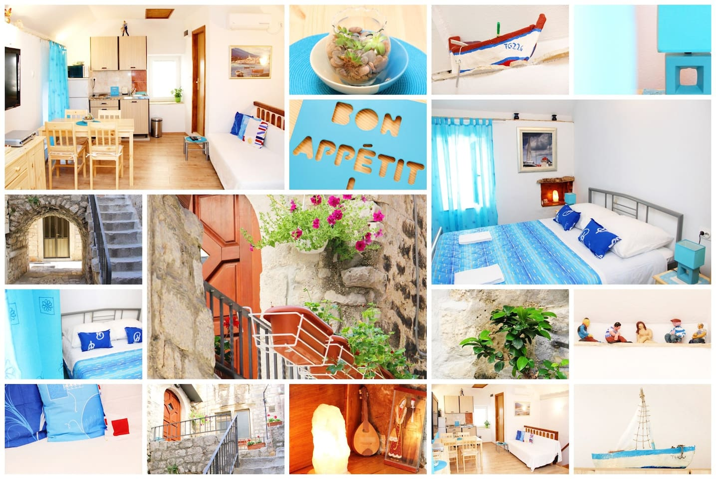 Apartment in the centre of Trogir