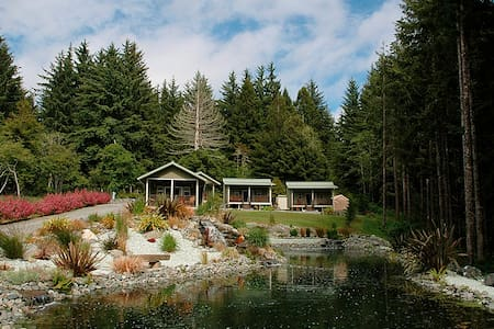 Luxurious quiet, in 5 new Cottages! - Cabin
