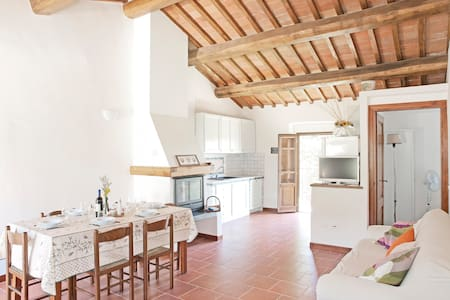 Holiday house with pool - Canaiolo - San Casciano in Val di Pesa