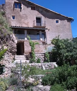 typical aragonese cottage  - Casa
