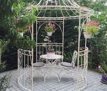Jolie chambre confortable dans grande villa à Dax - Dax - Ev
