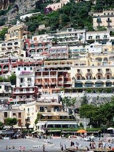 BEAUTIFUL POSITANO . Villa with large terrace - Positano - Villa