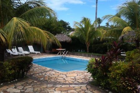 PRIVATE ROOM: SAFE, EXCLUSIVE, CENTRAL, POOL & BBQ - Managua - Condominium