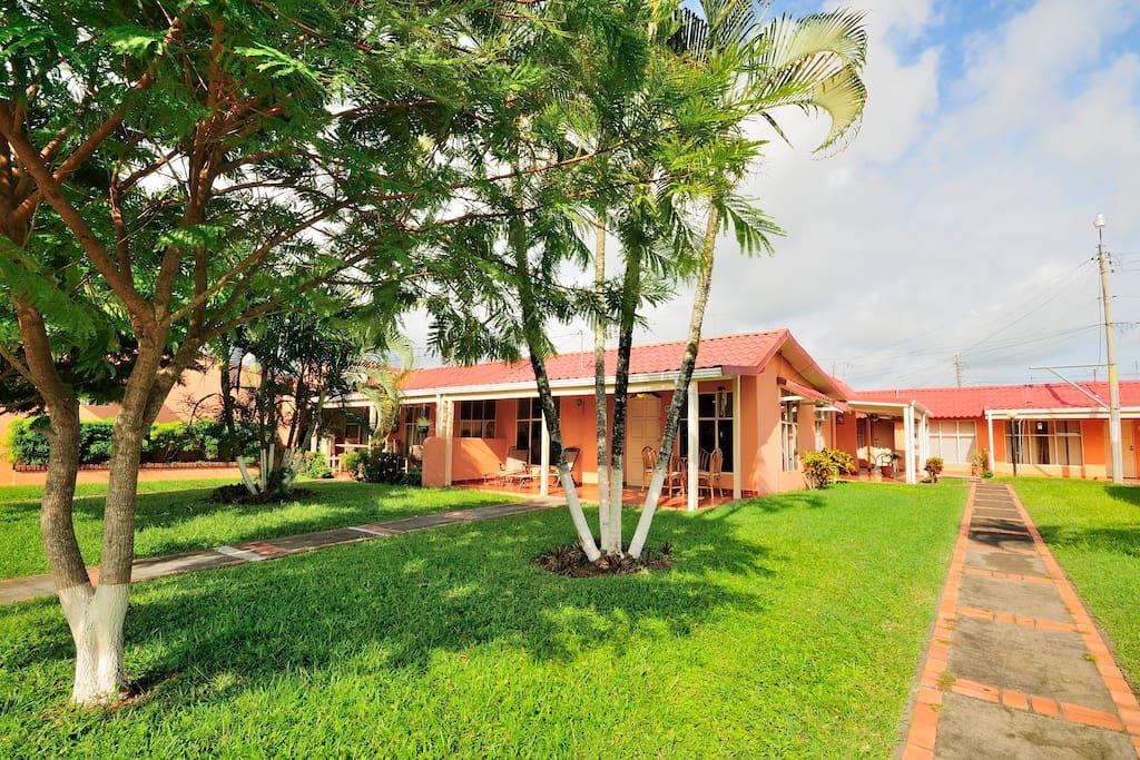 Paradise Condo B31 Central Jaco