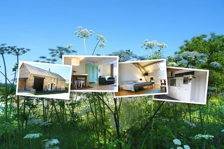 Vakantiewoning Maison La Berce in de Morvan - Montigny-en-Morvan - Cabaña