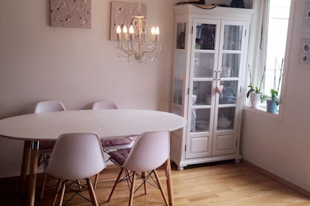 Charming appartment to rent - Oslo - Pis