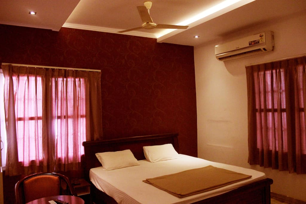 The Nest Guest house, Hyderabad.