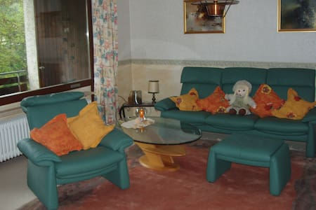 Ferienwohnung für 2 Personen - Bad Berneck - Apartment