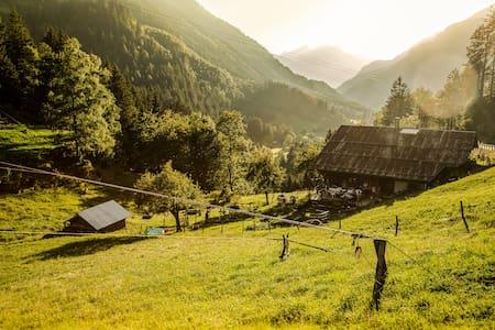 Käppeli Mountain Lodge - Almhütte