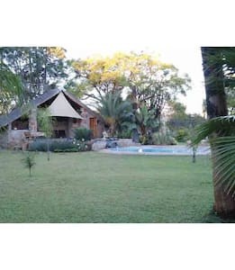 Nature in the City - Bulawayo - Villa