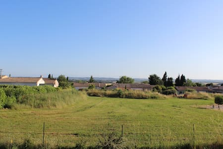 Charming Village -view Pyrénées
