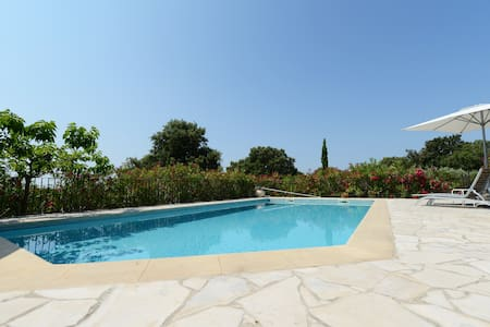 lovely apartment near Pont du Gard - Castillon-du-Gard - Daire