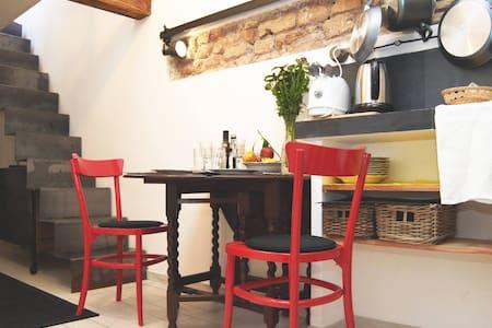 Nice Loft Trastevere with terrace - Roma - Loft