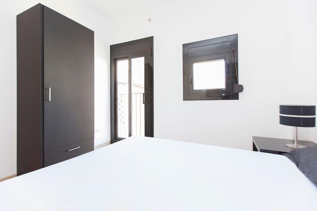 Fantastic central apartment in Born