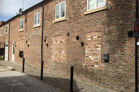 Modern Beverley town centre flat - Huoneisto