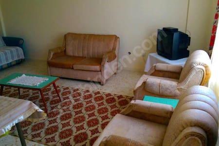 150 TL - Gunluk Kiralik Site Icinde Yazlik Daire - Aydıncık - Apartment