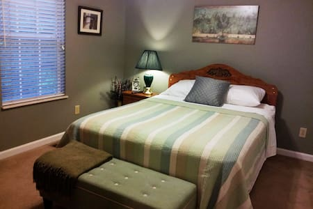 The Creekside Queen Room - Knoxville - House