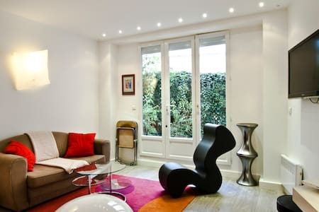Amazing design flat heart of Paris! - París - Departamento
