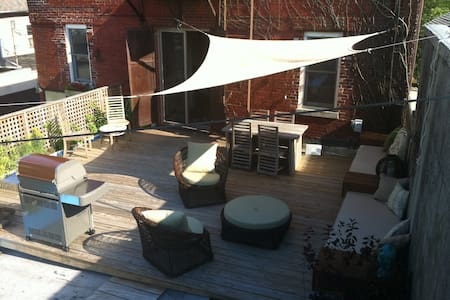 Great space in Historic Village! - Northport - Loft