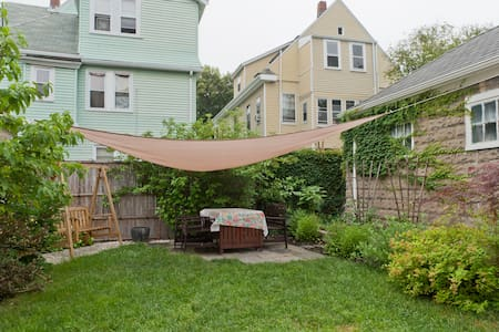 Apartment with private entrance - Somerville - Apartment