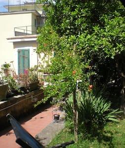 Casa Nocera oasi con giardino - Napoli - Villa