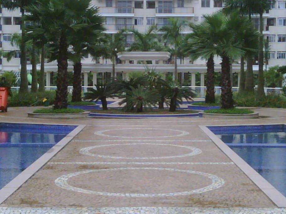 Amazing Family Resort in Rio/ Barra