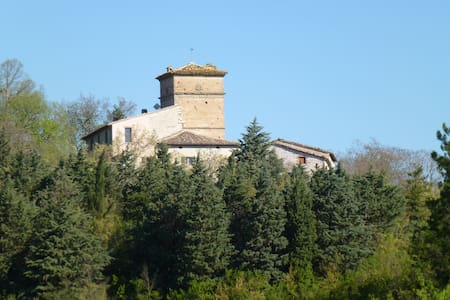 Torre d'Acquaviva, Bed & Breakfast - Cagli - Bed & Breakfast