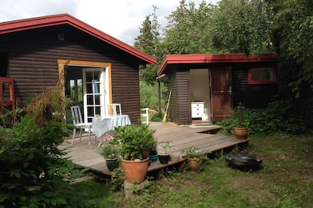 Little cottage totally renovated 2016. - Melby - Chalet