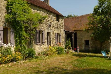 Farm Natural Parc Perche, Normandy - House