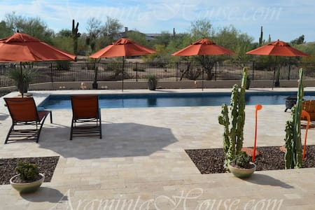 Luxury in N. Scottsdale, Cave Creek - Szoba reggelivel