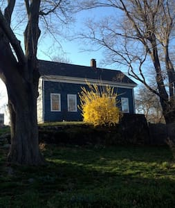 Maple Cottage BnB in Marblehead!
