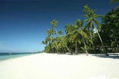 Island-pool studio, near beach, Panglao island - Panglao Island - Bed & Breakfast