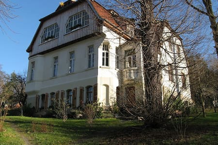 Villa am Wald - Gera - Appartement