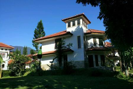 4BR Villa Sabrina Bumi Ciherang - Villa