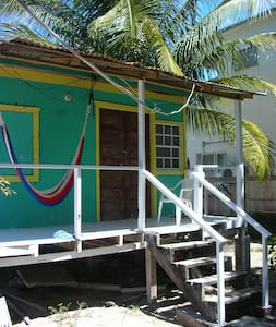 Cozy Cabana for 2 w/ comfy veranda - Caye Caulker
