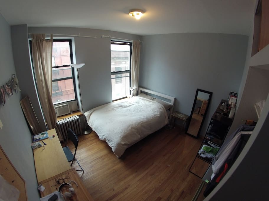 large bedroom in 3 bdrm apartments for rent in new york