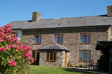 Llanhedric House - Clun - Guesthouse
