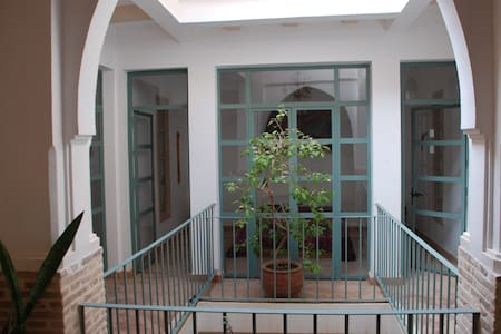 Taroudant Carmel Riad 4 bedrooms - Hus