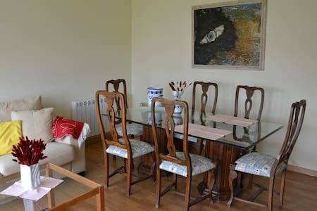 Beatiful holiday flat with seaviews - Huoneisto