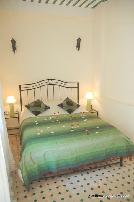 Terrasse with Solarium, Hammam and Massage room