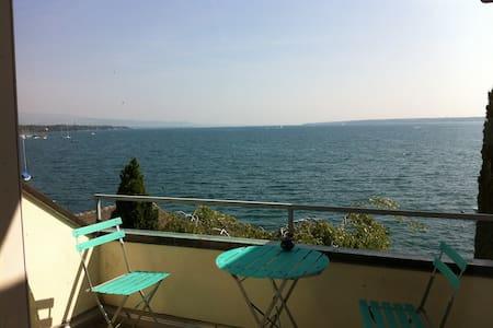 Appartement face au lac, Versoix - Versoix