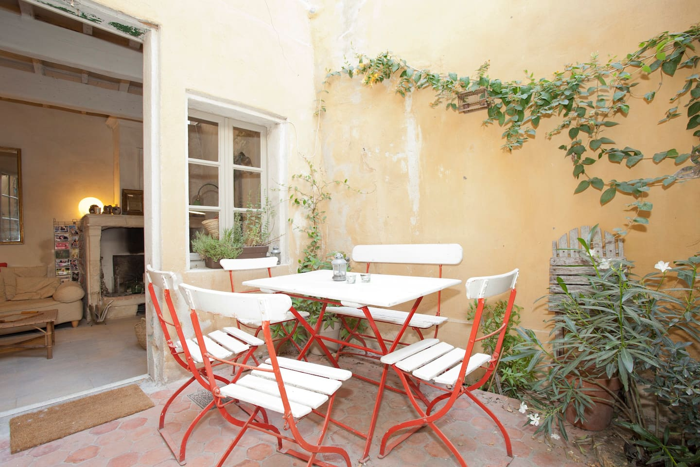 House of charm in Arles