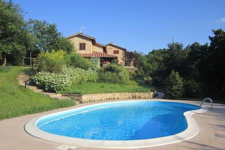 Colle della Sibilla - country house - Haus