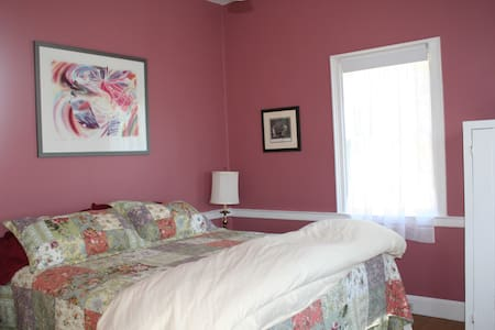 Hopkins House Farm Rosenquist room - Salem - Pousada