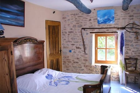 Chambres d'hôtes dans une bergerie - Richerenches - Bed & Breakfast